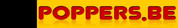 Popper Shop Belgie