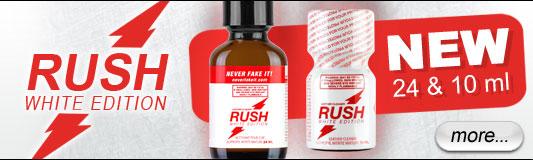 Rush White Edition