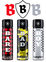 BBB POPPERS PACK