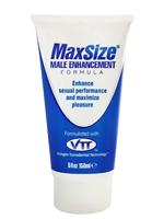 MaxSize Male Enhancement Cream 150 ml